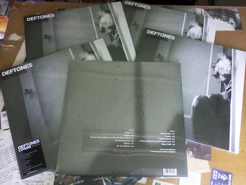LP Deftones — «Covers»